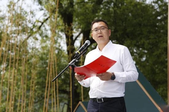 丽水市莲都区委副书记、区长陈豪
