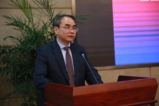 上海藝術品博物館理事長 胡木清