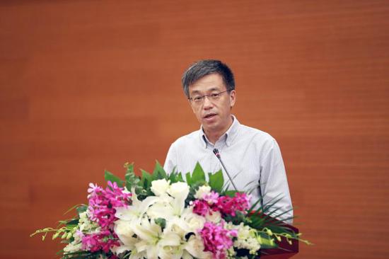 2019全球AI文创大赛组委会主任 史宗恺教授