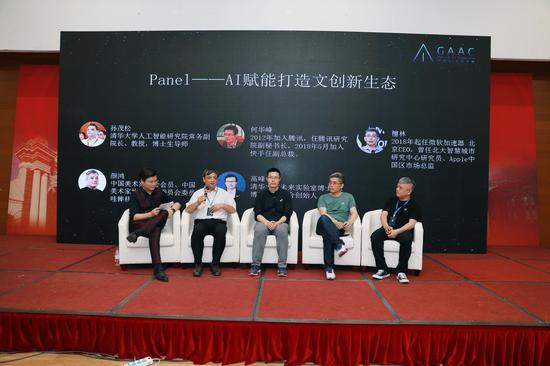 Panel:AI赋能打造文创新生态