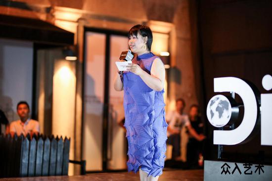 众入艺术Enter ART策展人冯芝倩女士倾情分享策展构思和幕后故事