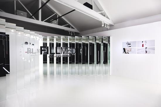 09. FILLMED LABORATOIRES品牌升级发布会现场