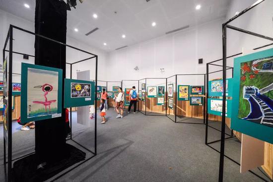 展览地-音乐快乐营