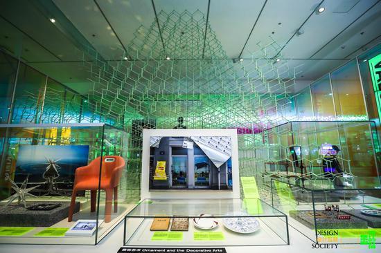 设计的价值在中国 展览现场