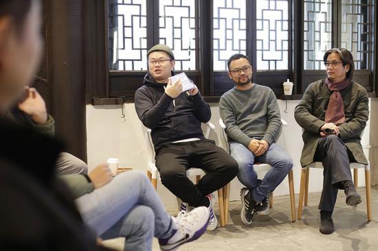 中国当代水墨年鉴出品人张宗喜、张凯回顾年鉴项目历程