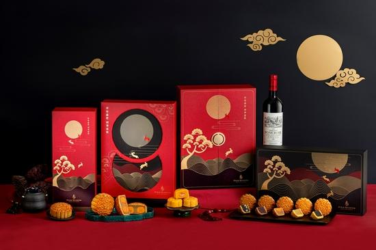广州四季酒店月饼礼盒:月满滋味 四季悠长
