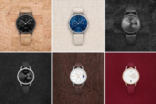 主打环保 瑞士历峰集团推出首个自创轻奢手表品牌 Baume