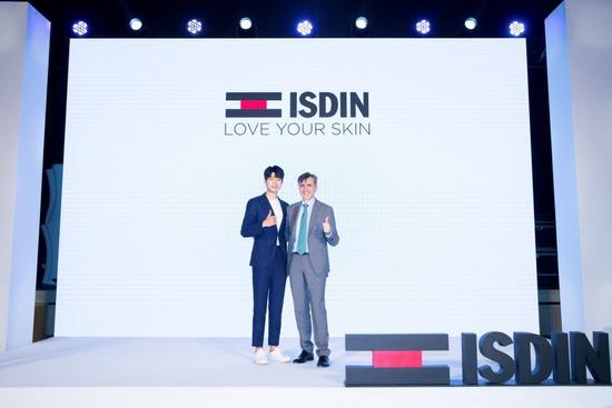 ISDIN怡思丁携首位品牌全球代言人魏大勋引领抗光老新趋势