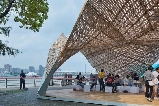 引力场内正在举办搪瓷体验营-图片来源:goa大象设计