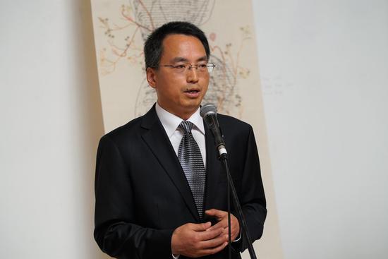 中国驻德班费明星总领事 开幕致辞