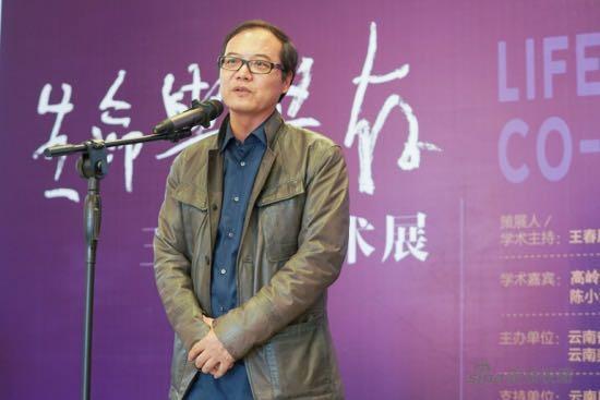 策展人\学术主持: 王春辰 教授