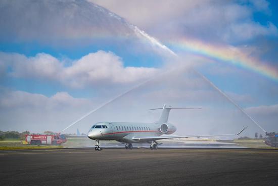 维思达公务机与庞巴迪达成合作 满足全球会员飞行需求