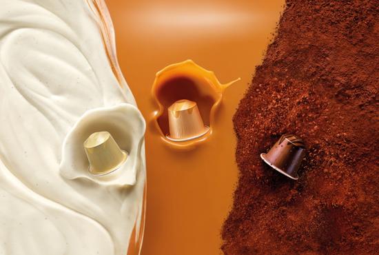 "Nespresso浓遇咖啡全新升级 ""咖啡师创意之选"" 风味咖啡"
