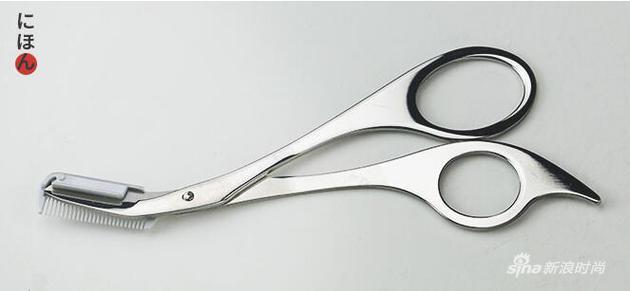 KAI/贝印胡须修理剪刀
