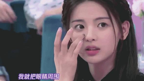 综艺《口红王子》杨超越