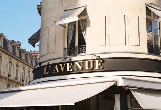L'Avenue餐厅(新浪配图)