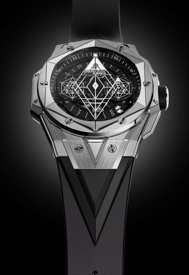 HUBLOT宇舶表呈现 Big Bang Sang Bleu II刺青腕表|刺青|腕表|宇舶