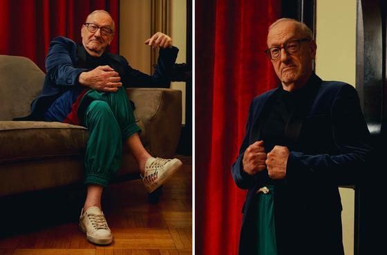 看纽约资深老潮人如何把球鞋演绎的出神入化运动鞋Gucci潮人