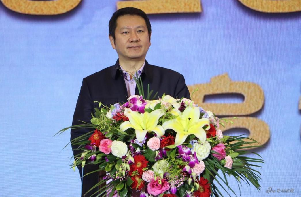 中国艺术档案学会副会长 徐明勋 讲话