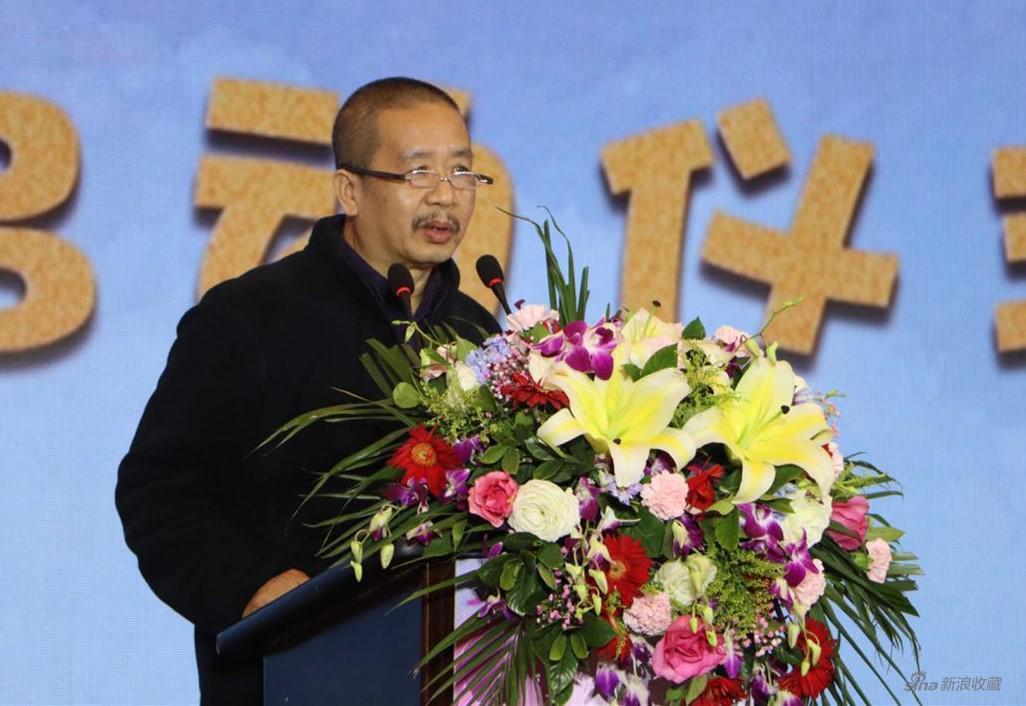 中国美术家协会少儿美术艺委会主任 尹少淳 讲话