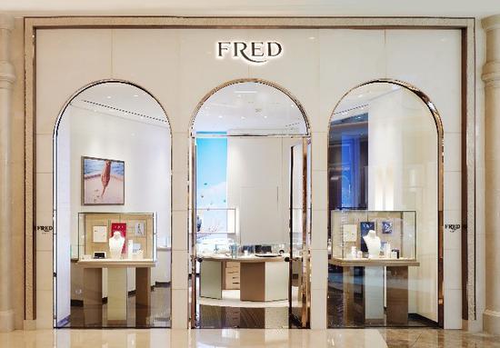 FRED以独特的南法风情及现代设计著称