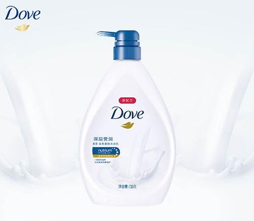 Dove多芬深层营润滋养美肤沐浴乳