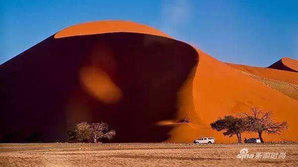 纳米比沙漠