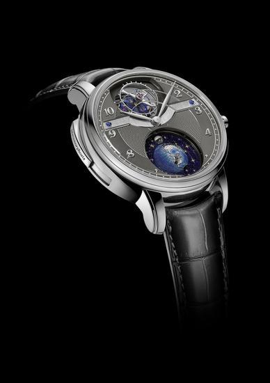 万宝龙推出全新明星系列迭变腕表