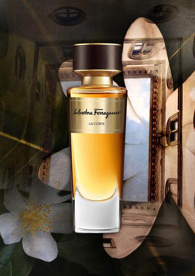 图2:菲拉格慕托斯卡纳杰作系列 - La Corte 名门苑香水-参考售格-100ML-RMB 1,900