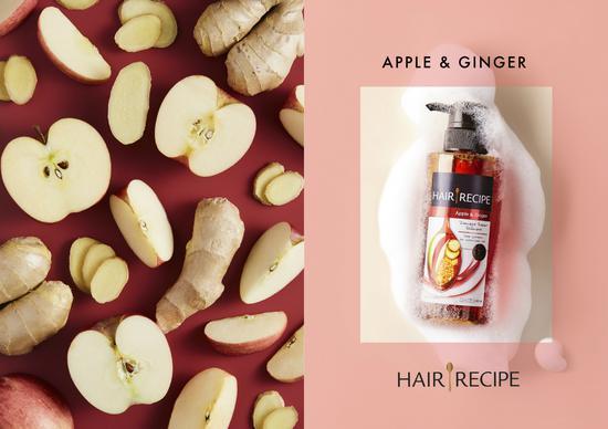 Hair Recipe生姜苹果洗发水产品图2