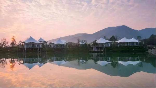 帐篷客安吉溪龙茶谷度假酒店