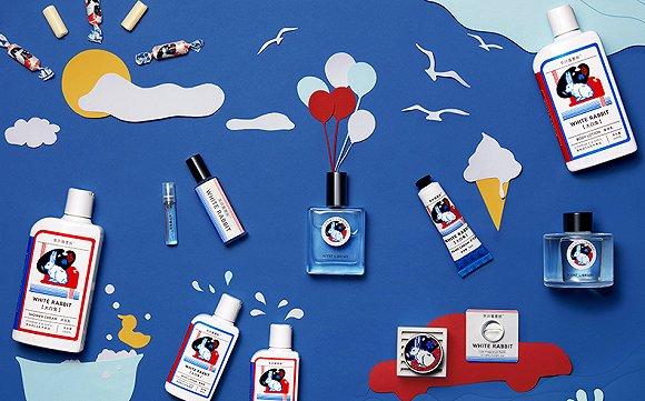 童年回忆杀:气味图书馆和大白兔联合推出糖果味香水