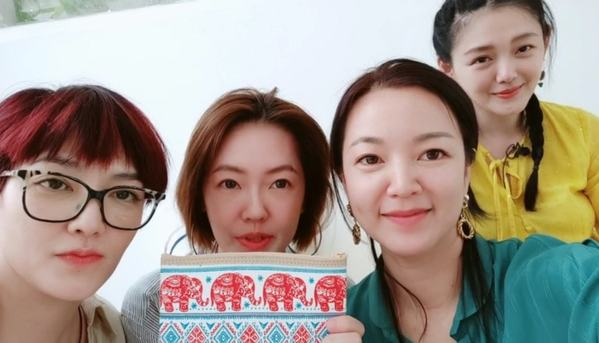大小S姐妹、阿雅和范晓萱