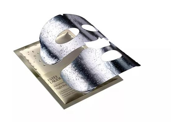 雅诗兰黛全新密集修护肌透面膜4片装 RMB680