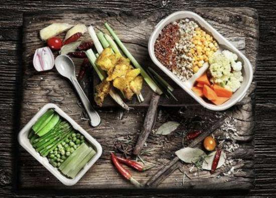 健康的饮食是减脂健身的关键