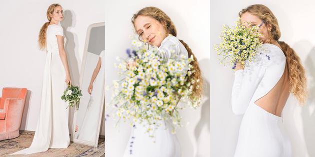 Stella McCartney全新婚纱系列