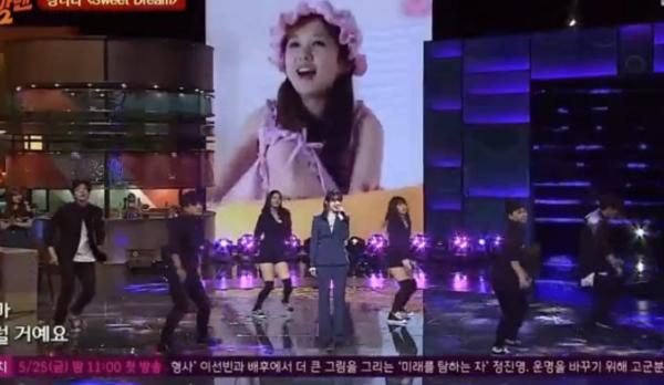 张娜拉参加综艺《Sugar man2》
