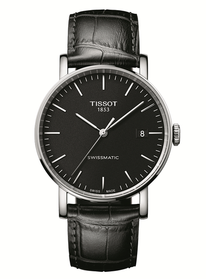 Tissot天梭魅時Swissmatic系列精鋼腕錶,參考價3200元