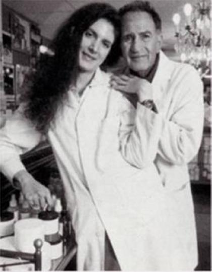 Aaron Morse与女儿 Jami Morse