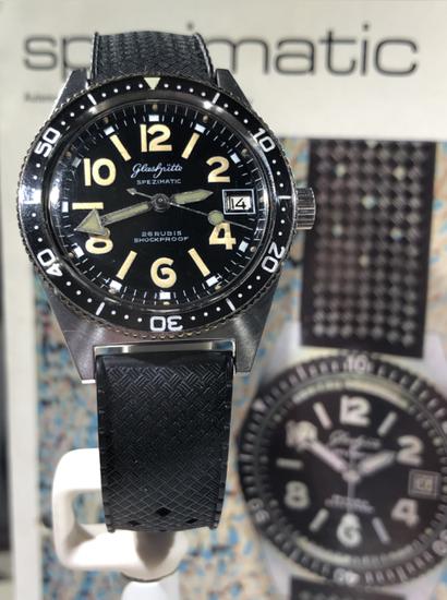 1969年原型潜水腕表