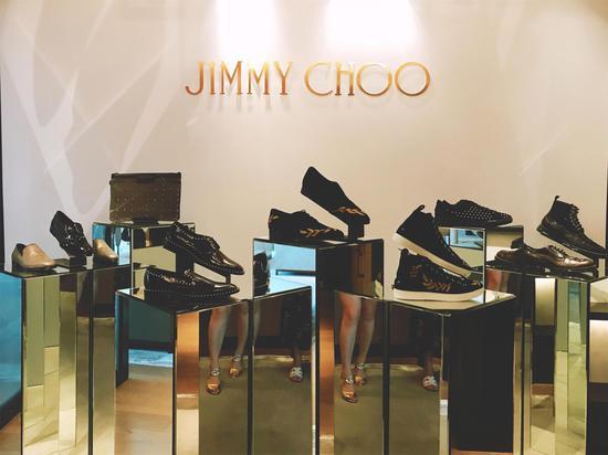Jimmy Choo AW18预览 现场图