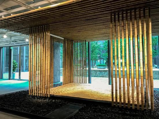 长城脚下公社——竹屋(Great Bamboo Wall)