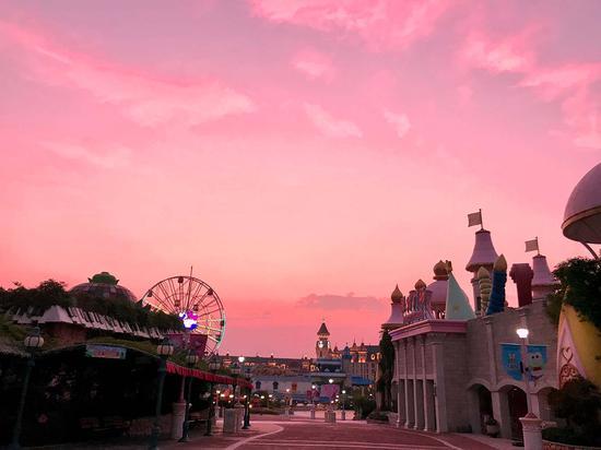 梦幻般的杭州Hello Kitty乐园