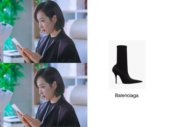 强势尖头鞋