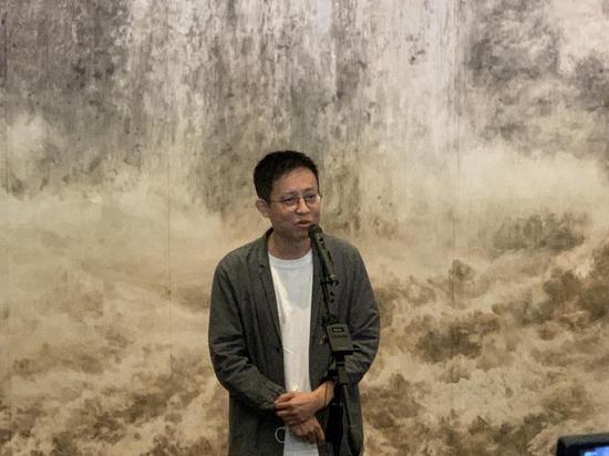 中国艺术研究院研究员、博士生导师 杭春晓