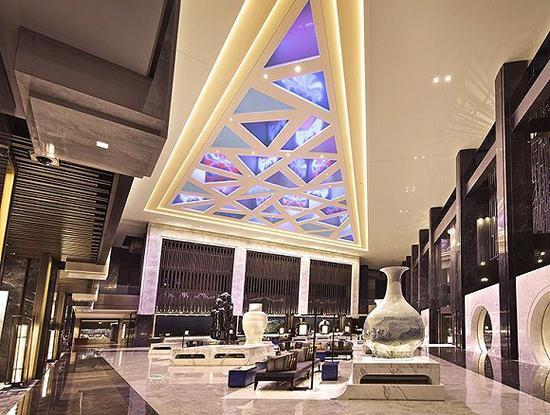 北京诺金酒店大堂