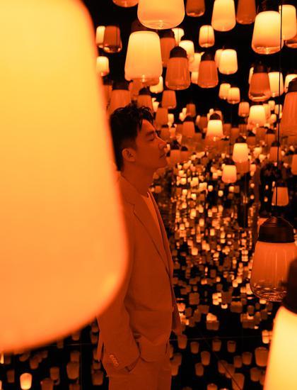 黄轩体验艺术合作互动空间
