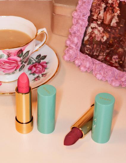 Gucci创作总监ALESSANDRO MICHELE推出全新彩妆系列