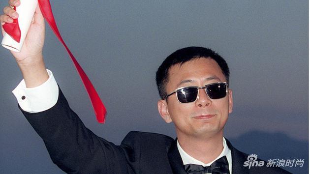 王家衛憑借《春光乍泄》獲得1997年戛納電影節最佳導演獎