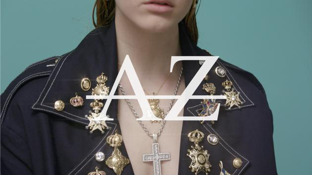 ARTE x ZING A to Z Collection系列